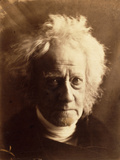 Sir John Herschel, 1867 Giclee Print by Julia Margaret Cameron