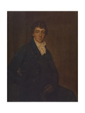 Francis Scott Key, C.1816 Giclee Print by Joseph Wood
