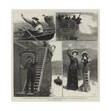In Quarantine Giclee Print by Joseph Nash
