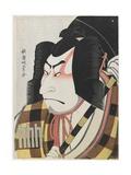 Nakamura Nakazo II as Matsuomaru, 1796 Giclee Print by Kabukido Enkyo