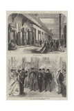 The Paris International Exhibition Giclee Print by Jules Pelcoq