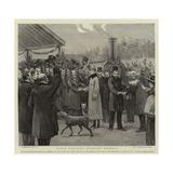 Prince Bismarck's Eightieth Birthday Giclee Print by Joseph Nash