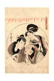 Rokudanme Giclee Print by Kitagawa Utamaro