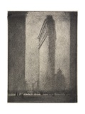 Flatiron Building, 1908 Giclee Print by Joseph Pennell