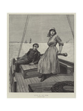 Youth at the Helm Giclee Print by Julius Mandes Price