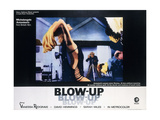 Blow Up, 1967 Giclee Print by Joseph Werner