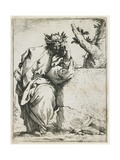 The Poet, C. 1620-1621 Giclee Print by Jusepe de Ribera