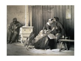 Prisoner, by Jules David (1808-1892), France, 19th Century Giclee Print by Jules David