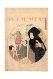 Judanme Giclee Print by Kitagawa Utamaro