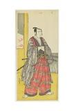 Sawamura Sojuro III as Yazama Jutaro, C. 1789 Giclee Print by Katsukawa Shunsho
