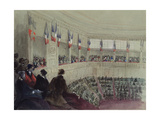 Assemble Nationale Giclee Print by Lady Honoria Cadogan