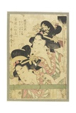 Parade of Courtesans, 1781-1806 Giclee Print by Kitagawa Utamaro