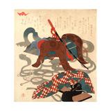 Bagu Giclee Print by Kubo Shunman