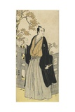 Ichikawa Monnosuke II, 1776-1781 Giclee Print by Katsukawa Shunsho