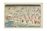 No.15 Itahana, 1830-1844 Giclee Print by Keisai Eisen