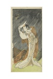 Yamashita Kinsaku II as the Lady Asaka, 1772 Giclee Print by Katsukawa Shunsho