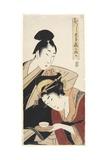 Act 2 Giclee Print by Kitagawa Utamaro