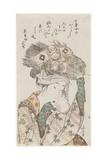 O Harame, 1801-1804 Giclee Print by Katsushika Hokusai