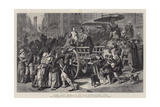 The Last Moments of the Girondists, 1793 Giclee Print by Karl Theodor von Piloty