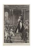 Moriamur Pro Rege Nostro Maria Theresia Giclee Print by Laslett John Pott