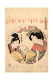 Yodanme Giclee Print by Kitagawa Utamaro