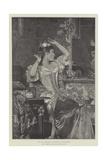 In the Boudoir Giclee Print by Ladislaw von Czachorski