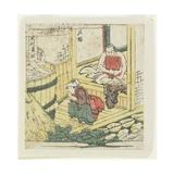 Totsuka, C. 1804 Giclee Print by Katsushika Hokusai