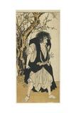 Ichikawa Danjuro V as the Monk Wantetsu, 1778 Giclee Print by Katsukawa Shunsho