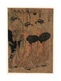 Shocho Giclee Print by Katsukawa Shuncho