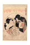 Juichidanme Giclee Print by Kitagawa Utamaro