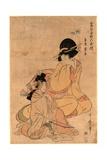 Ariwara No Narihira Giclee Print by Kitagawa Utamaro