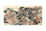 Kusunoki Rojo No Zu Giclee Print by Katsukawa Shunko