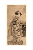 Onoe Tamizo Giclee Print by Katsukawa Shunsho