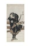 O Tani Hiroeman III as Asahara Jiro, 1778 Giclee Print by Katsukawa Shunsho