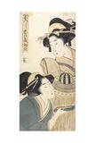 Act 1 Giclee Print by Kitagawa Utamaro