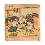 Shono Giclee Print by Katsushika Hokusai