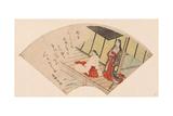 Koroho No Yuki Giclee Print by Kubo Shunman