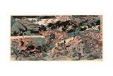 Kurikaradani Og[K]Assen Zu Giclee Print by Kubo Shunman