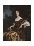 Portrait of Elizabeth Adams, Late 1660s Giclee Print by Mary Beale