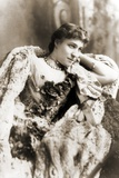 Portrait of Lillie Langtry, C.1887 Photographic Print by Napoleon Sarony