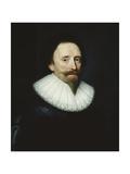 Sir Dudley Carleton, 1628 Giclee Print by Michiel Jansz. van Miereveld