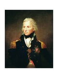 Horatio Nelson, Viscount Nelson Giclee Print by Lemuel Francis Abbott