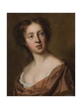 Study of a Young Lady, C.1680 Giclee Print by Mary Beale