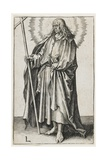St. Philip, 1510 Giclee Print by Lucas van Leyden