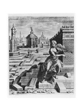 Amphion', 1615 Wydruk giclee autor Leonard Gaultier