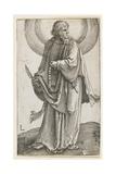 St. Bartholomew, 1510 Giclee Print by Lucas van Leyden