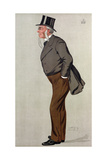 An Irish Lawyer, from 'Vanity Fair', 14th September 1890 Giclee Print by Leslie Mathew Ward