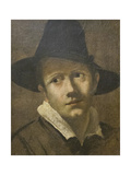 Portrait of a Young Man Giclee Print by Lodovico Carracci