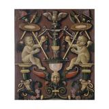 Motif with Putti Giclee Print by Matteo di Giuliano di Lorenzo Balducci