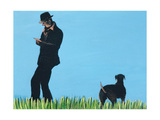 Mike's Memory, 1997 Giclee Print by Marjorie Weiss